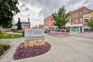 woodstock ontario museum square